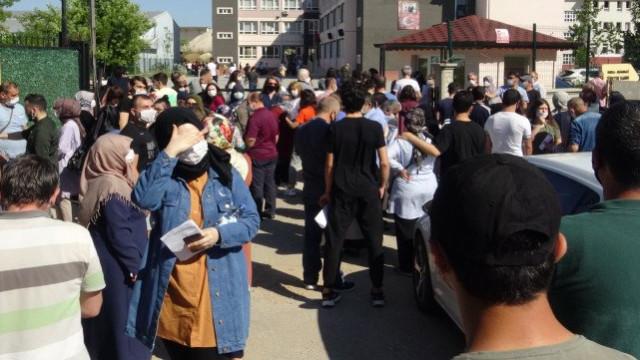 YKS'de skandal iddia: Koronavirüs taşıyan adaylar önlemsiz sınava alındı