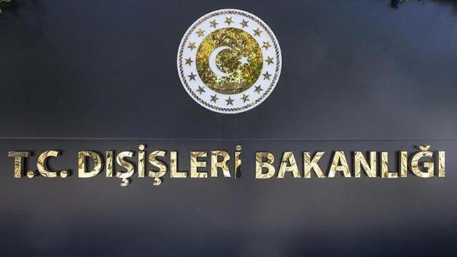 Dışişleri Bakanlığı'ndan ''Atatürk heykeline saldırı'' açıklaması