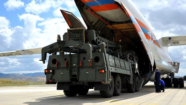 ''Türkiye'nin S-400'lerini biz alalım''