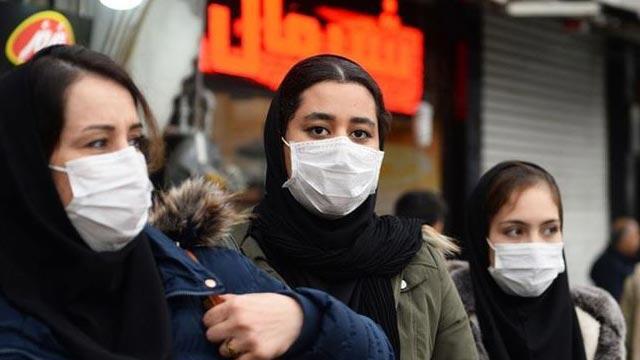 İran'da son 24 saatte koronavirüsten 167 kişi öldü