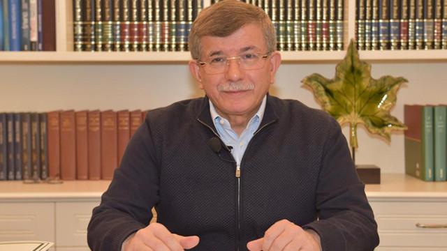 Davutoğlu'dan Şehir Üniversitesi'nin kapatılmasıyla ilgili zehir zemberek açıklama