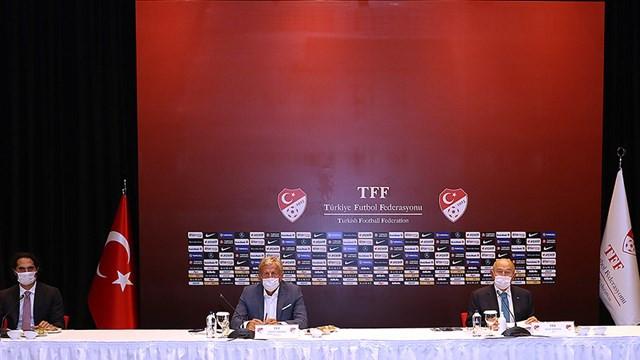 TFF'den flaş 2. Lig, 3 Lig ve Bölgesel Amatör Lig için kararı