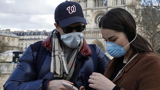 Fransa'da koronavirüsten can kaybı 29 bin 843'e yükseldi