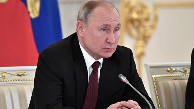 Putin acil durum ilan etti