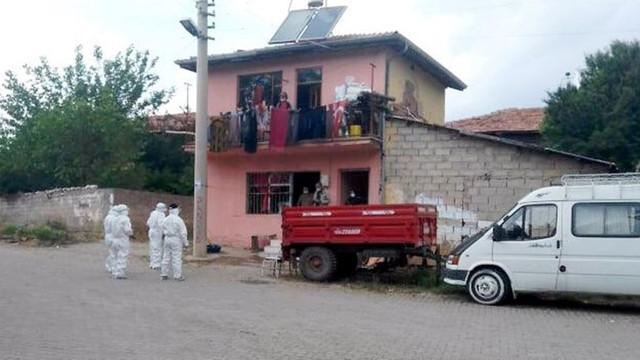 Süleyman Demirel'in köyüne karantina