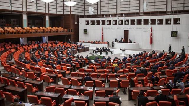 Meclis'te sandalye dağılımı değişti
