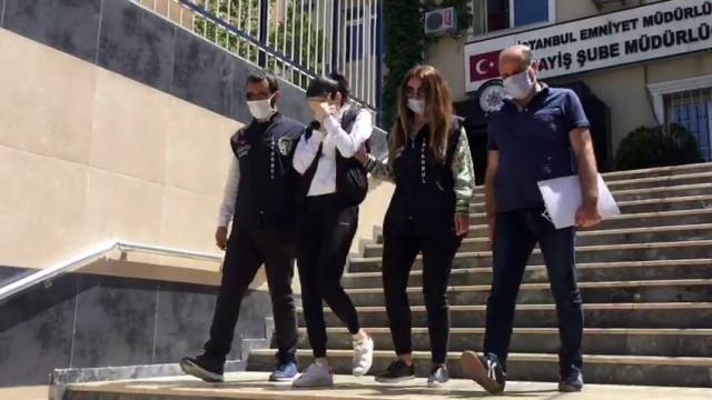 İstanbul'da korkunç olay! Bebeğini öldürüp, 3'üncü kattan attı