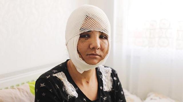 6 yıllık eşini boğazından ve yüzünden bıçaklayan zanlı tutuklandı