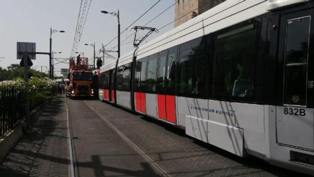 İstanbul'da tramvay seferlerinde aksama