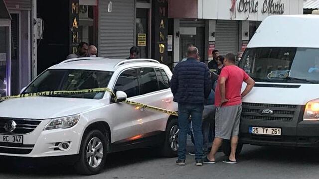 İzmir'de esrarengiz olay! Sokakta ölü bulundu