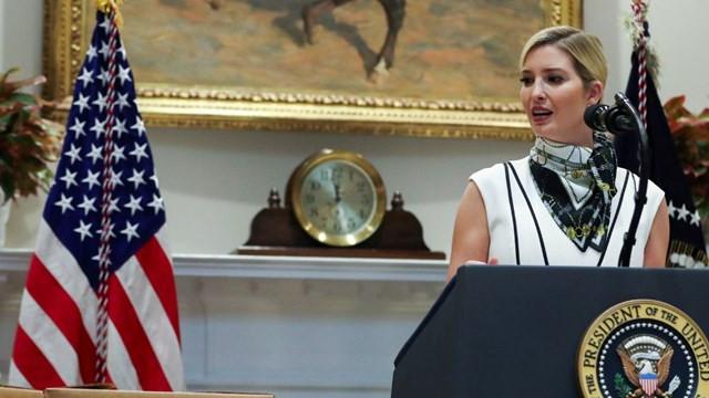 ABD Başkanı Trump'ın kızı Ivanka Trump'ın konuşması iptal edildi