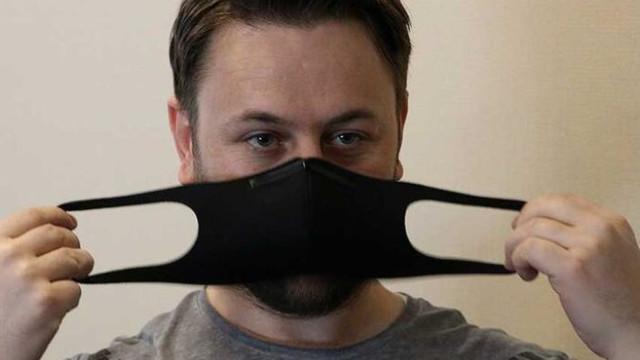 Yıkanabilir siyah maskelerde egzama tehlikesi