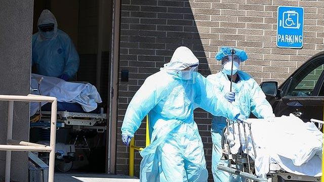 ABD'de koronavirüsten ölenlerin sayısı 130 bini geçti
