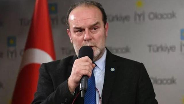 İYİ Partili Levent Özeren'e ''Tweet'' gözaltısı!