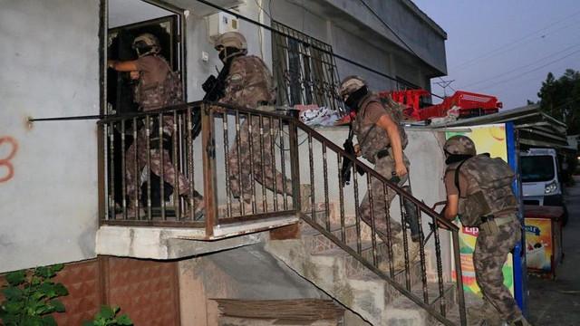PKK'nın şehir yapılaşmasına ağır darbe!