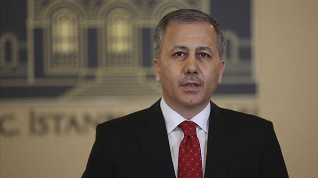 İstanbul Valisi Yerlikaya'dan ''Ayasofya'' paylaşımı