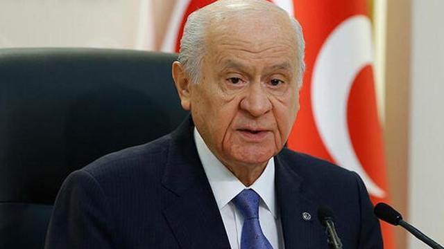 MHP Lideri Bahçeli'den ''Ayasofya'' açıklaması