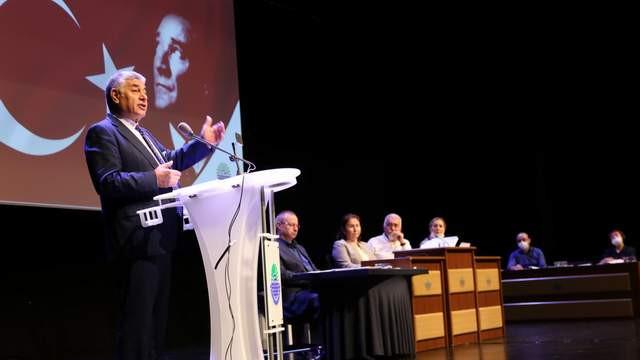 Sarıyer'in faaliyet raporu oy çokluğuyla meclisten geçti