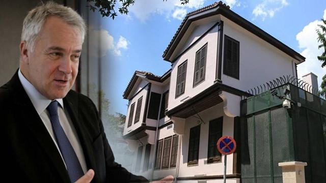 Yunan Bakan'dan Atatürk Müzesi için küstah öneri