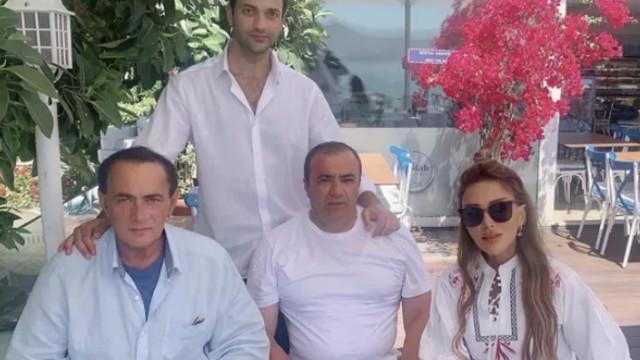 Alaattin Çakıcı'nın cezaevinden çıktıktan sonra yeni fotoğrafı