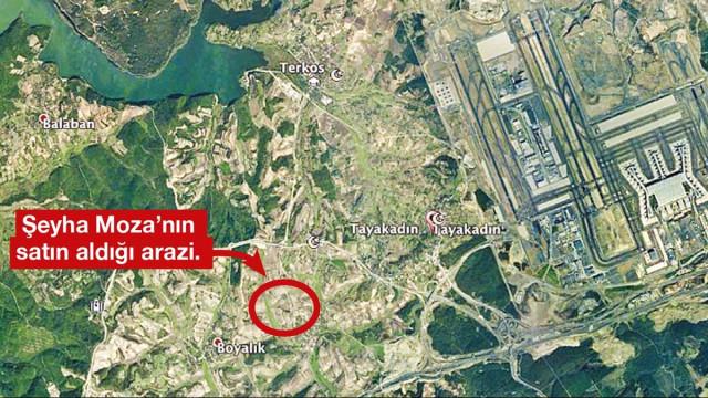 Katar Emiri'nin annesine Kanal İstanbul piyangosu vurdu!