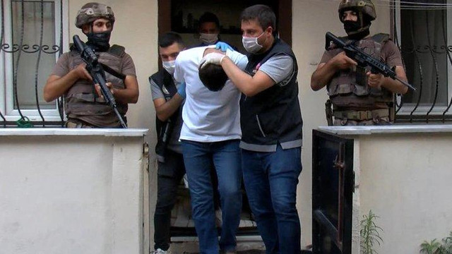 İstanbul'da 400 polisle dev operasyon
