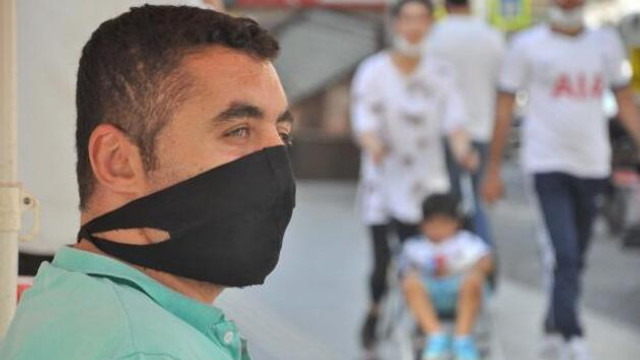 Sağlık Bakanlığı'ndan ''bez maske'' uyarısı!
