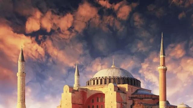AB'den Türkiye'ye Ayasofya çağrısı