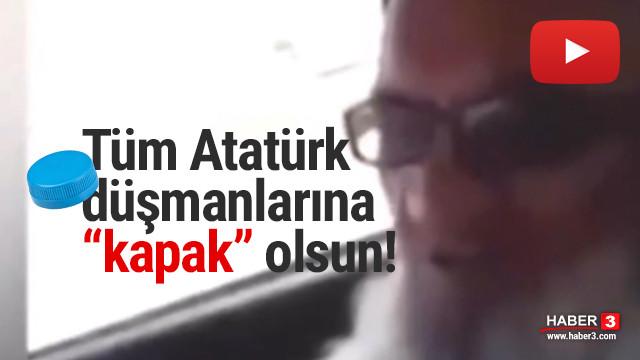 Atatürk hakkındaki yorumları sosyal medyayı salladı