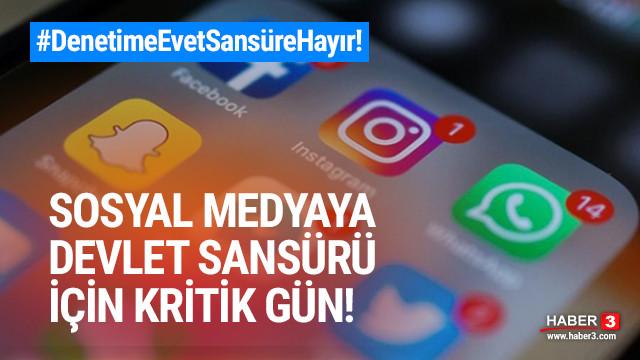 AK Parti'nin sosyal medya düzenlemesi için kritik gün!