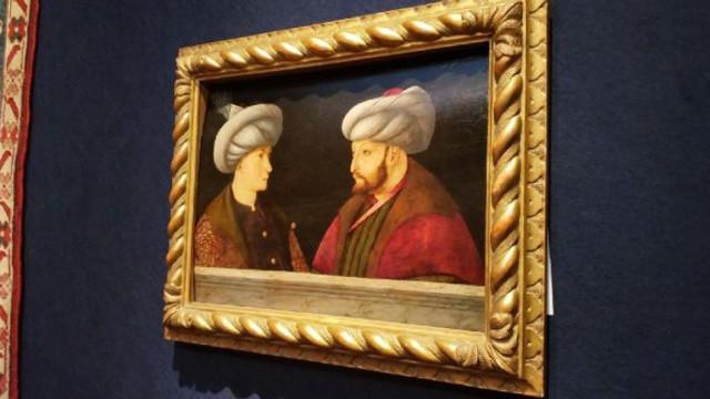 İBB'nin aldığı Fatih tablosu için suç duyurusunda bulunan bakın kim çıktı!