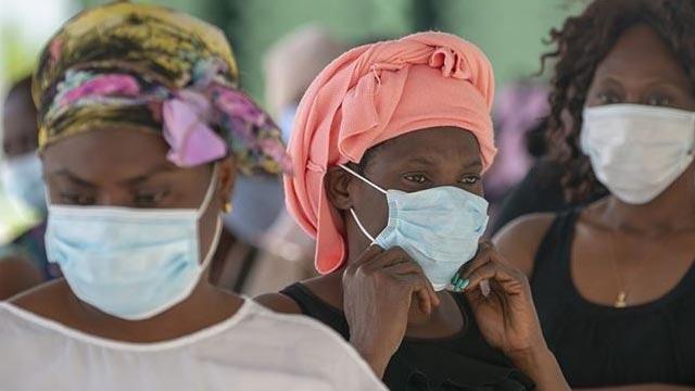 Afrika'da koronavirüs vaka sayısı 614 bin 412'ye çıktı