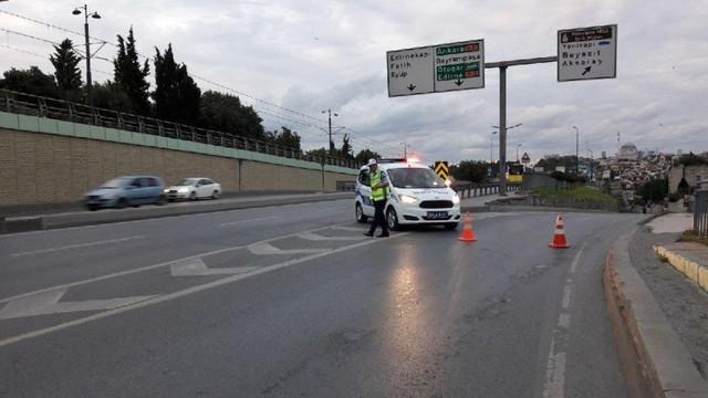 İstanbul'da bu yollar bugün trafiğe kapalı!