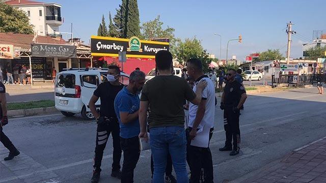 Antalya'da taşlı sopalı kavga: 1 ölü, 6 yaralı