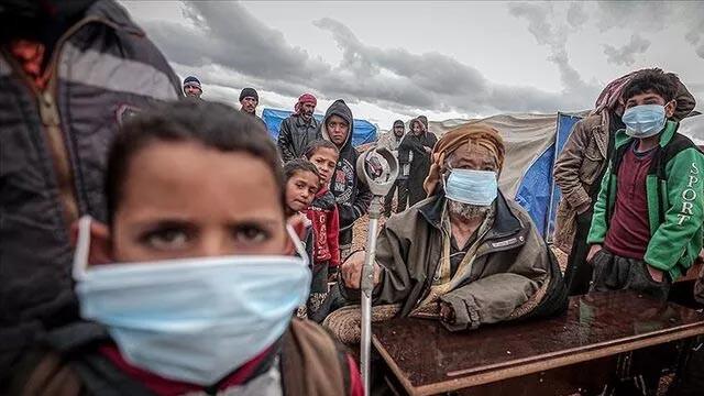 BM'den Suriye'ye koronavirüs uyarısı