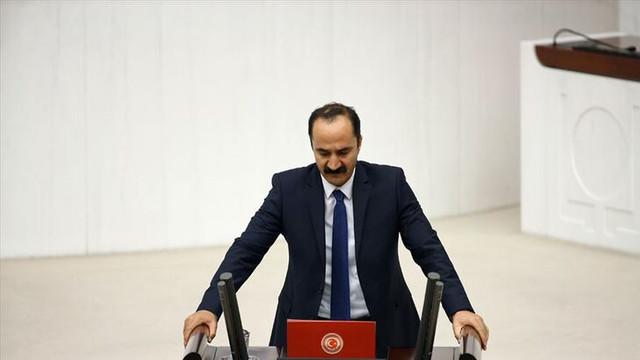 HDP'li milletvekili eşini mi darp etti ?