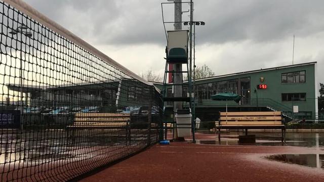 Ankara Tenis Kulübü'nde koronavirüs skandalı!