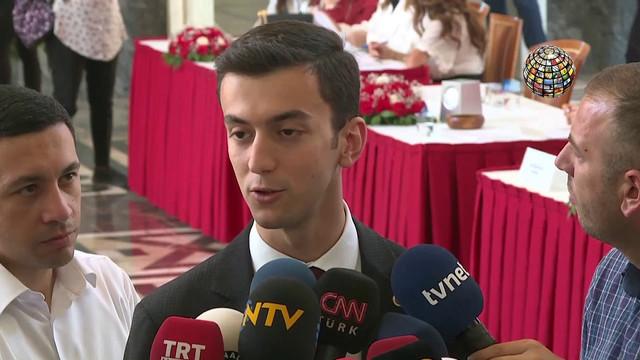 AK Partili milletvekili bir ilki başardı