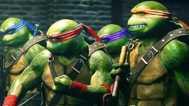 Ninja Kaplumbağalar efsanesi geri geliyor