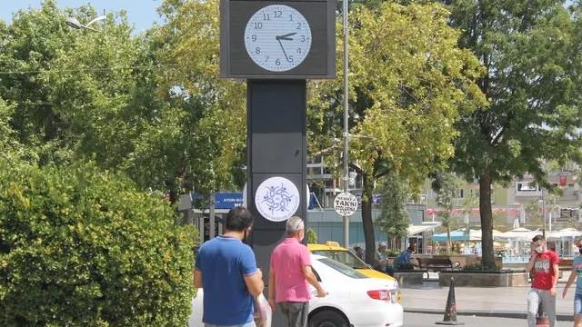 Aydın'da termometreler 52 dereceyi gördü!