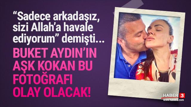 Emir Sarıgül ile Buket Aydın'ın çok özel anları!