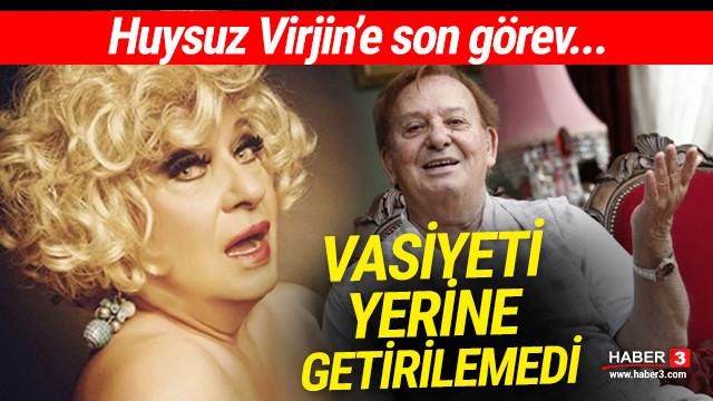 Seyfi Dursunoğlu'nun vasiyeti yerine getirilemedi