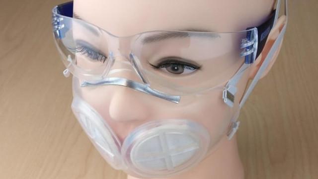 Koronavirüse karşı yeni maske