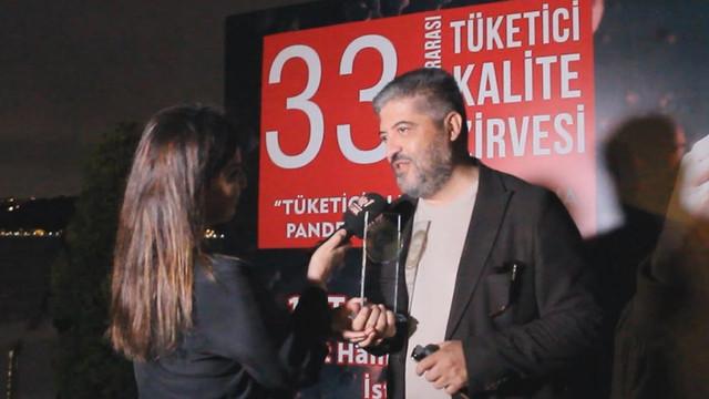 NR1TÜRK TV Yılın Televizyon Kanalı seçildi