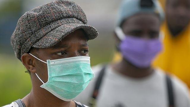 DSÖ: Afrika'da 10 bin sağlık çalışanı covid-19'a yakalandı