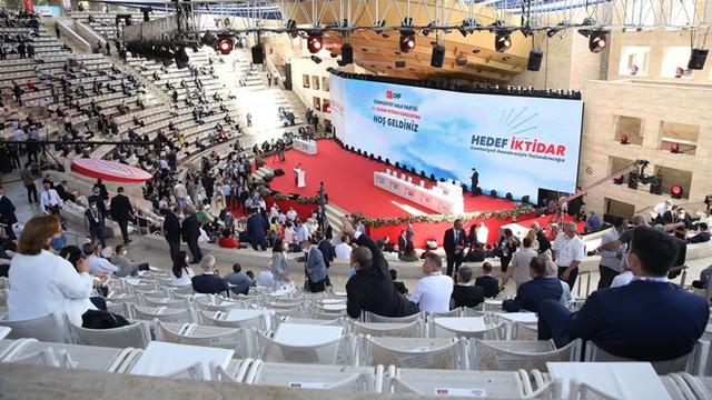 Kılıçdaroğlu yeniden CHP'nin Genel Başkanı seçildi