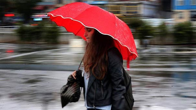 Meteoroloji'den yağış uyarısı geldi! İşte 5 günlük hava durumu