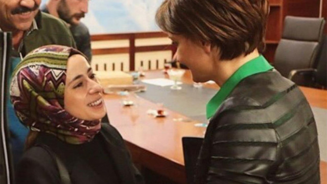 CHP Parti Meclisi'nde bir ilk