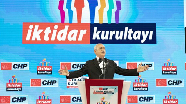 CHP PM'de Sürpriz sonuçlar. İşte tam liste