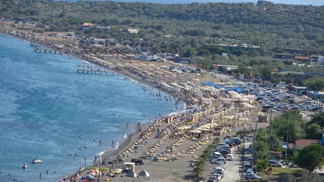 Turizm cennetine akın başladı! Yüzde 100 doluluk bekleniyor